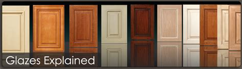 Stain Kitchen Cabinets Before And After by Learn All About Glazes Options For Cabinet Door And Wood