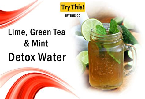 Mint Detox Tea by Detox Water Top 50 Fruit Infused Water Recipes Health