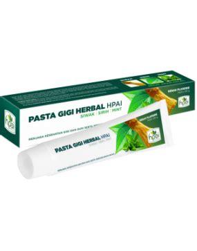 Pasta Gigi Miswak halal market