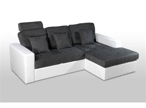 Attrayant Tete De Lit Cuir Blanc 160 #1: denver-tete-de-lit-en-simili-cuir-blanc.jpg