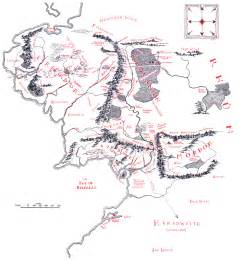 tolkien map middle earth map of middle earth j r r tolkien
