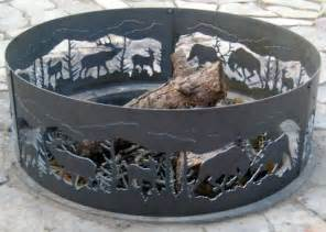 Firepit Ring Pit Rings What Exactly Are They Living In Style