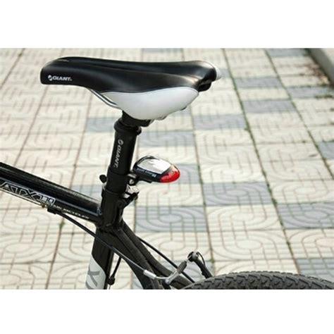 Murah Lu Sepeda Led Bicycle Light Led Light 5 Led 8 Mode Solar Bicyle Taillight Warning Light Lu Rambu Sepeda