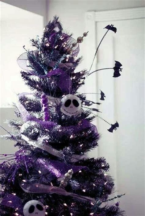 nightmare before christmas tree nightmare before