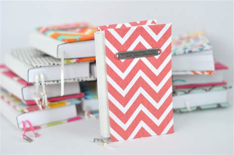 Handmade Tutorials - easy covered books tutorial skip to my lou