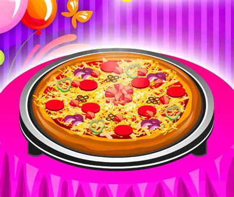 juego para cocinar pizza de frutas juegos juego de cocinar la pizza perfecta juegos