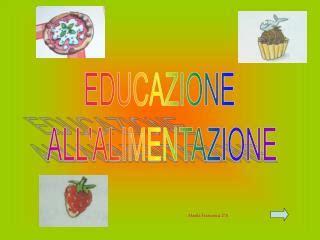 educazione all alimentazione ppt l alimentazione razionale ed equilibrata powerpoint