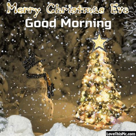merry christmas eve good morning animated gif quote pictures   images  facebook