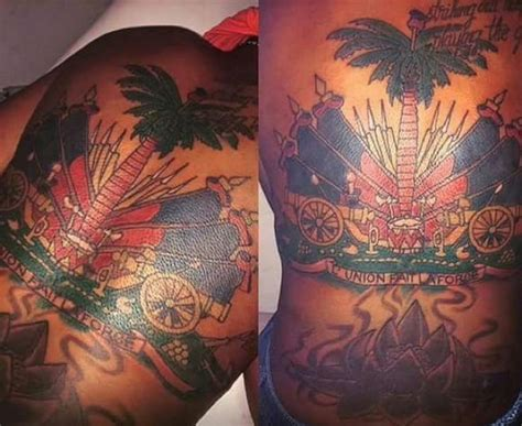 haitian tattoo 17 best ideas about haitian flag on haiti flag