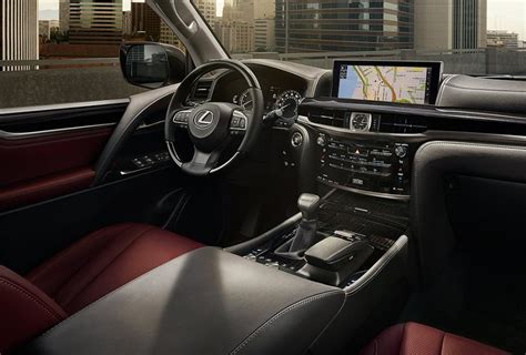 lexus lx interior 2018 lexus lx 570 price changes release date review