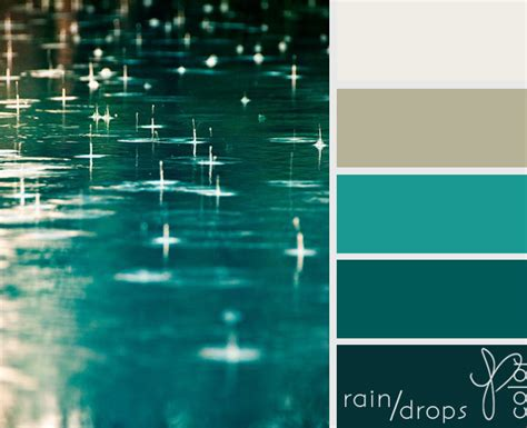 color color schemes taupe and teal