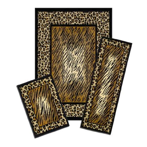 leopard skin rug for sale achim home furnishings 3 rug set leopard skin home rugs for sale