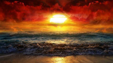 boat rs sunshine coast sun rise beautiful wallpapers hd free 1280x720