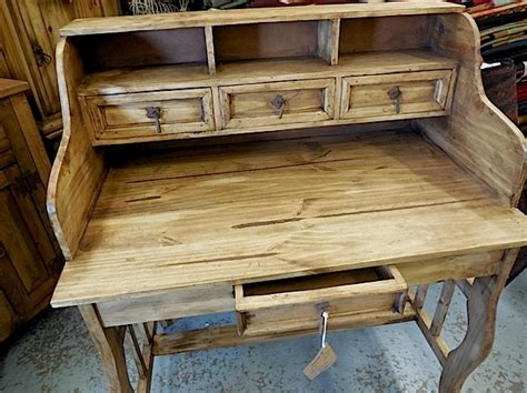 rustic desk with hutch rustic desk full size of living rustic pine computer desk