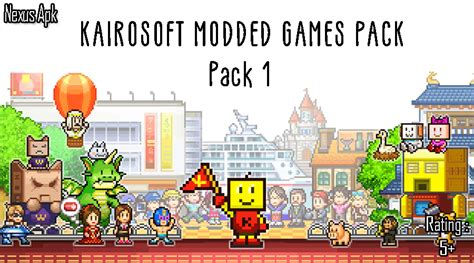game dev story mod apk data file host android kairosoft modded games pack pack 1