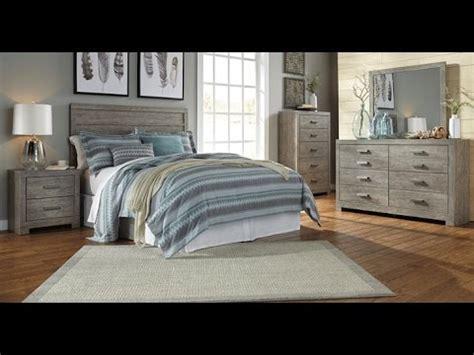 culverbach bedroom collection   ashley youtube