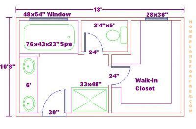 master bathroom floor plans with walk in closet bathroom and closet floor plans free 10x18 master