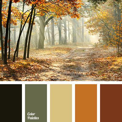 colors of autumn color palette 3490 color palette ideas