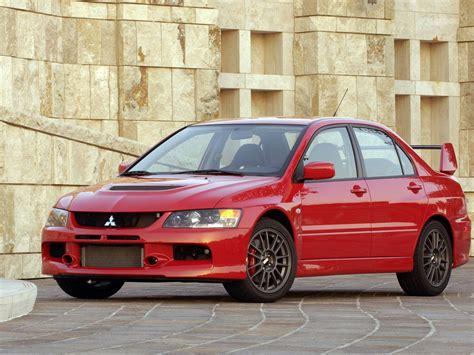 mitsubishi evolution 9 mitsubishi lancer evo ix mr cars