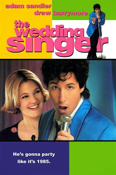 Wedding Singer happyotter the wedding singer 1998