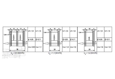 Profilé Alu En U 3490 by Feal Termo 85 Mp Aluminij