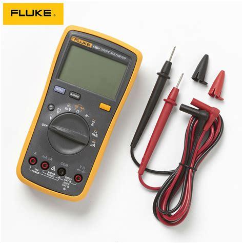 Multimeter Fluke 15b fluke voltage meter reviews shopping fluke