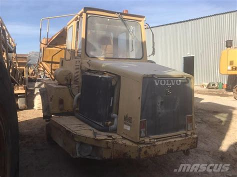 volvo truck parts used volvo a25 spare parts articulated dump truck adt