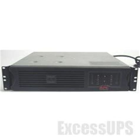 Smart Ups 1500 Rack Mount Battery Replacement by Apc Smart Ups 1500 Rackmount 2u Sua1500rm2u Replacement
