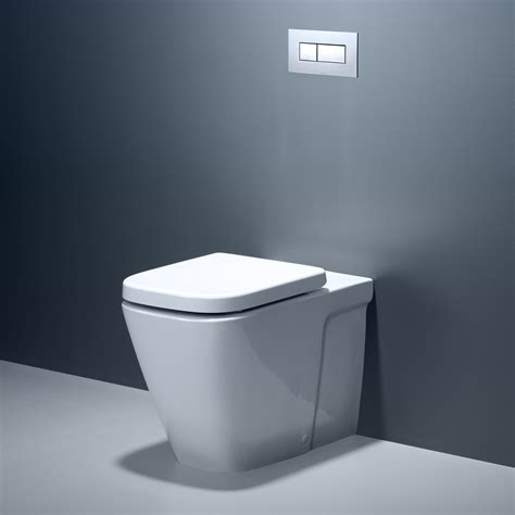 caroma bathroom products caroma cube pan with invisi inwall cistern rectangular