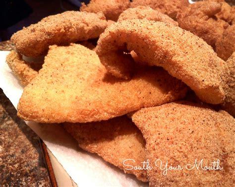 simple southern fried fish favesouthernrecipescom