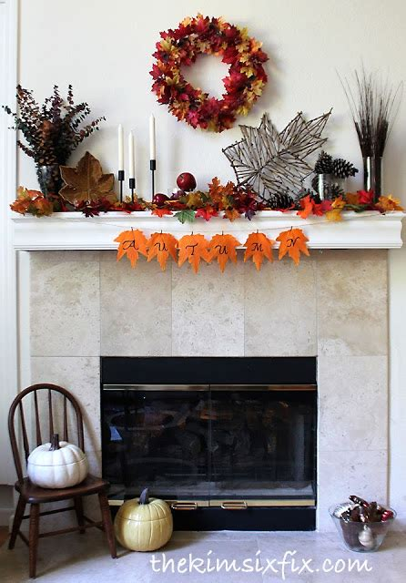 Fall Mantel Landeelu 20 Fabulous Fall Not Specifically Thanksgiving Or