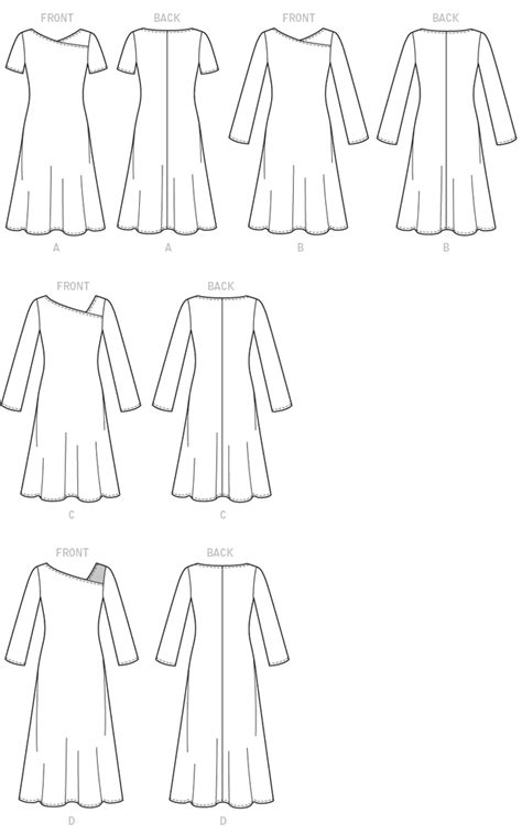 pattern review for mccalls 7240 mccall s 7240 misses dresses sewing pattern