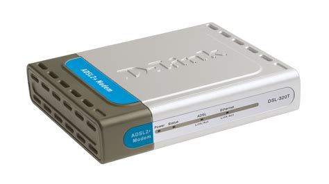 Modem Adsl D Link 526b dsl 320t adsl2 ethernet modem d link