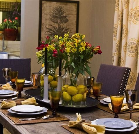 How To Stage A Dining Room Table by Abby Vasek Ditch Clutter When Staging A Home