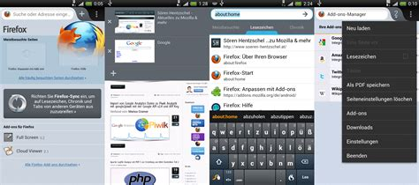 firefox on mobile firefox mobile 14 ist da der schnellste browser f 252 r android