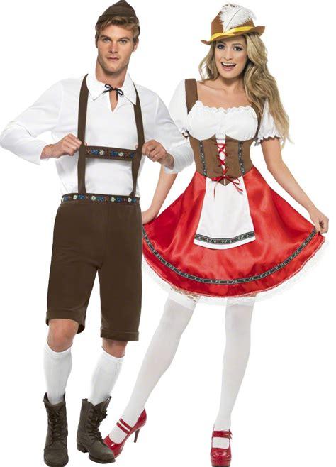 bavarian or wench oktoberfest fancy dress lederhosen