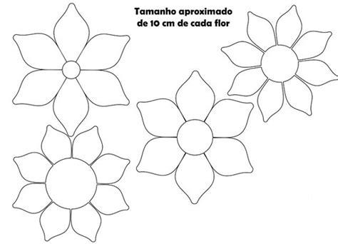 molde de flor de pico apexwallpaperscom moldes de flores de papel para nios entre mim e voc 202