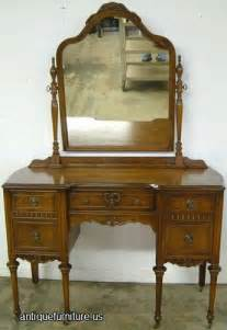 Antique Library Bookcases Antique Burl Walnut Vanity With Mirror At Antique Furniture Us