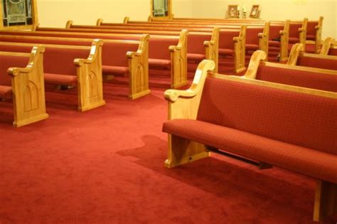 buy church pews
