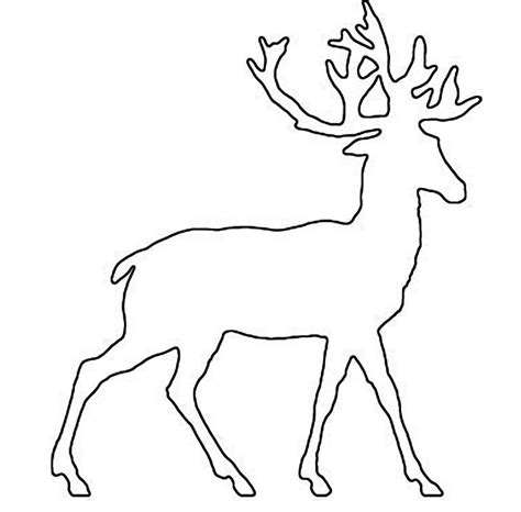saplans  reindeer woodworking patterns