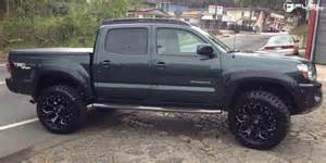 Toyota Tacoma Road Tires Toyota Tacoma Assault D546 Gallery Fuel Road Wheels