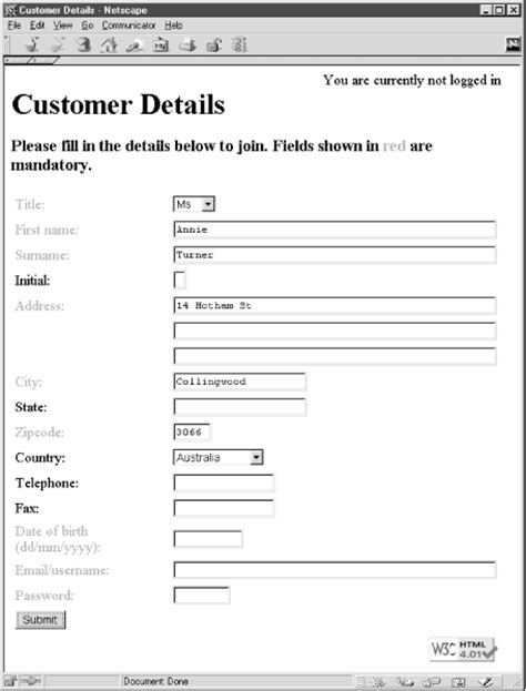 mysql date entry format data entry and saving records to a database php