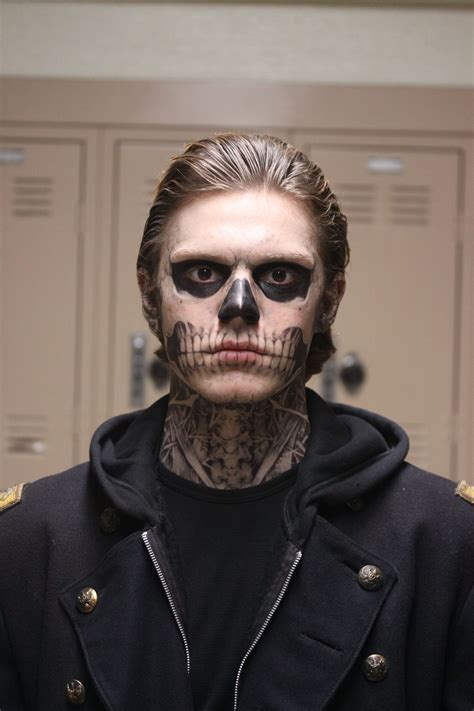 evan peters tattoo custom tattoos christien tinsley studio ahs