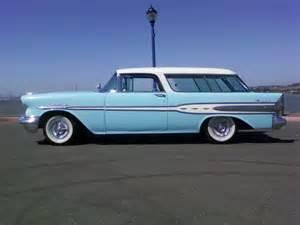 1957 Pontiac Station Wagon 1957 Pontiac Safari Now This Is A Car