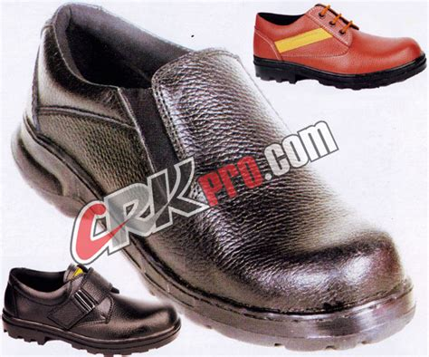 Sepatu Boot Dishub sepatu safety murah
