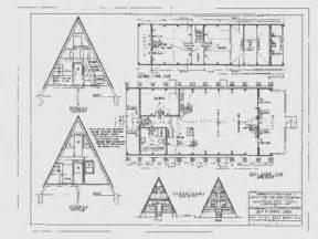 Free A Frame House Plans a frame cabin kits a frame cabin house plan modern a