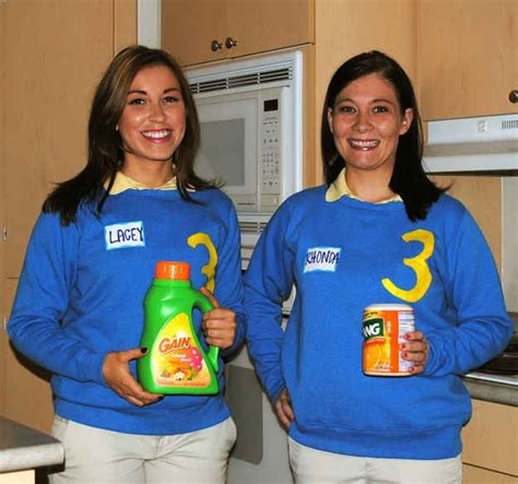 31 insanely clever last minute costumes 31 insanely clever last minute costumes household products costumes and