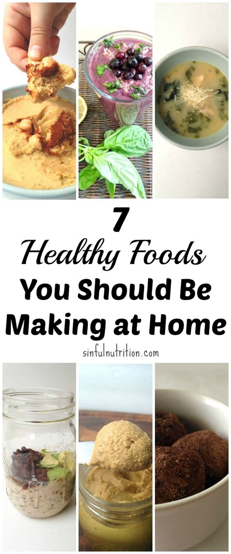 7 Health You Should by 7 Healthy Foods You Should Be At Home Sinful