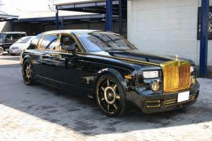 Rolls Royce Tuning Tuned Rolls Royce Phantom And Dropheads Meet Car Tuning