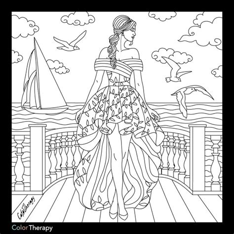 fashion doll coloring pages fashion coloring page colorir